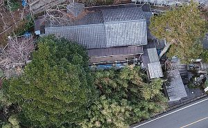 篠栗の寺院
